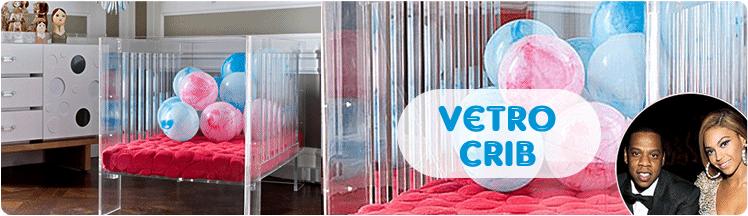 Organic Baby Chick Vetro Crib