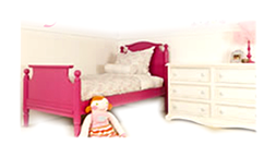 Emily Bed organic nursery bedding eco friendly beds