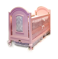 Hope Crib organic nursery bedding eco friendly cribs